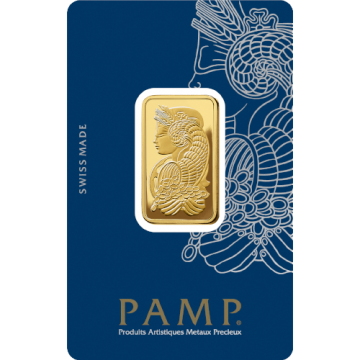20 Grams PAMP Gold Bar