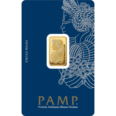 5 Grams PAMP Gold Bar