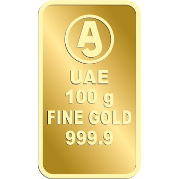 100 Grams Anjali Gold Bar