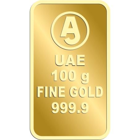 100 Grams Anjali Gold Bar
