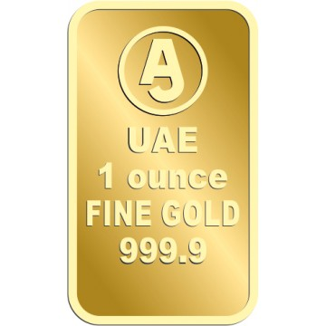1 Ounce Anjali Gold Bar