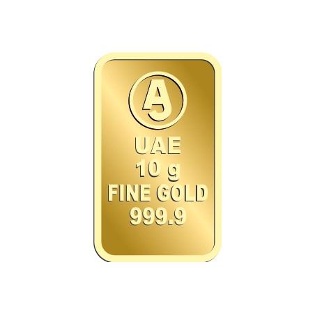 10 Grams Anjali Gold Bar