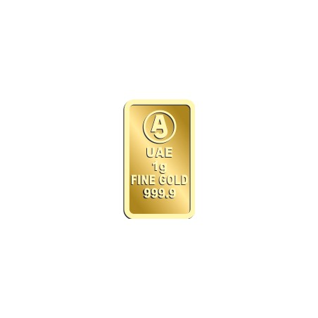 1 Gram Anjali Gold Bar