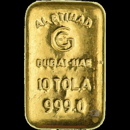 Local TenTola Casting Gold Bar