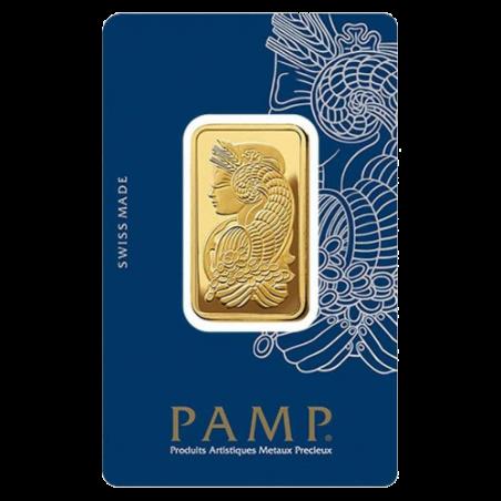 2 Tola PAMP Gold Bar