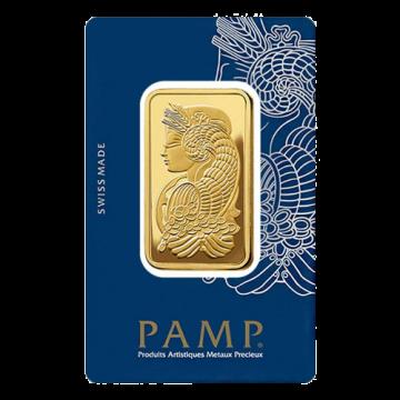 3 Tola PAMP Gold Bar