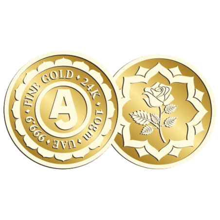 10 Grams Anjali Gold Coin