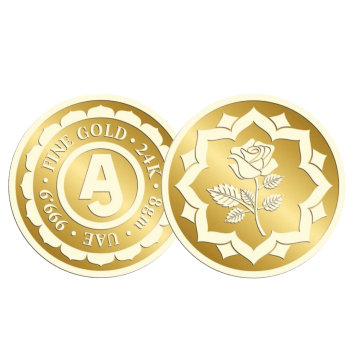 8 Grams Anjali Gold Coin