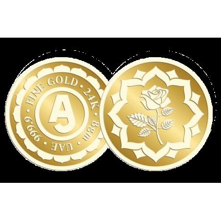 8 Grams Anjali Gold Coin