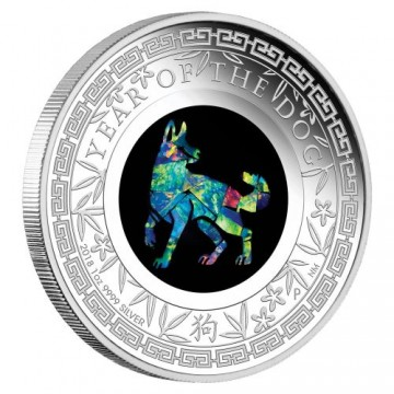 Opal Lunar Year of the Dog